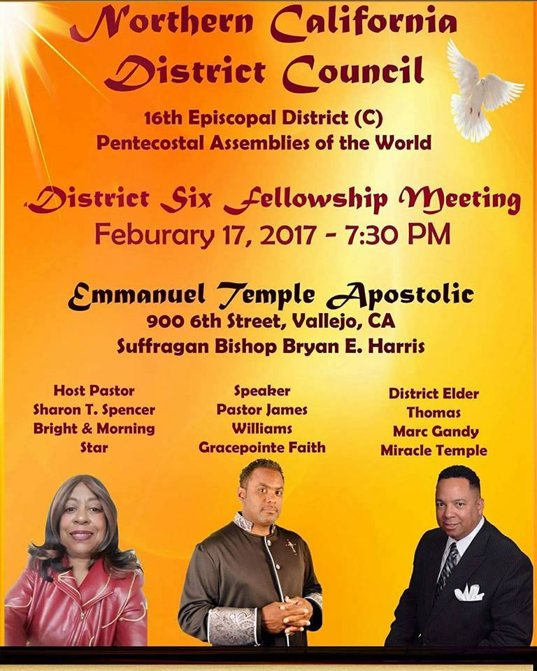 District 6 Fellowship Mtg 2_17_17 flyer